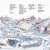 Map Of Italy Ski Resorts Cortina D Ampezzo Slope Map Dolomiti Superski