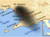 Map Of Italy with Pompeii Herculaneum Wikipedia