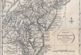 Map Of Jersey and England 1775 to 1779 Pennsylvania Maps