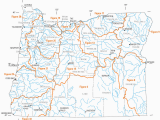 Map Of Josephine County oregon List Of Rivers Of oregon Wikipedia