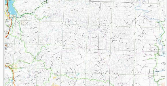 Map Of Junction Texas Interactive Map Of Texas Awesome Texas Detailed Physical Map with