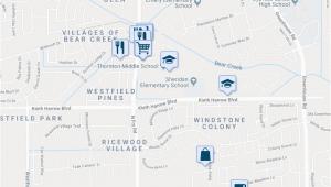 Map Of Katy Texas area 19814 Kieth Harrow Boulevard Katy Tx Walk Score