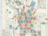 Map Of Kent Ohio Map 1800 1899 Ohio Library Of Congress