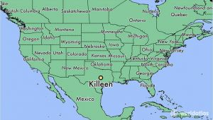 Map Of Killeen Texas and Surrounding areas Map Killeen Texas Business Ideas 2013