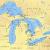 Map Of Lake Michigan Shipwrecks List Of Shipwrecks In the Great Lakes Wikipedia