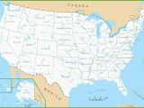 Map Of Lakes In Michigan United States Map Rivers Save Map the United States with Lakes Valid