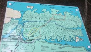 Map Of Lakes In Tennessee Map Big Ridge State Park Tn Picture Of Big Ridge State Park