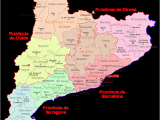 Map Of Languages In Spain Catalonia the Catalan Language 10 Facts Maps Miro Map