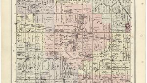 Map Of Lapeer County Michigan File atlas and Directory Of Lapeer County Michigan Loc 2008626891