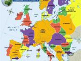 Map Of Late Medieval Europe 54 Unerring Physical Map Europe Peninsulas