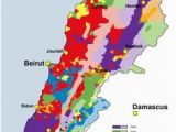 Map Of Lebanon oregon 14 Best Lebanon Map Images
