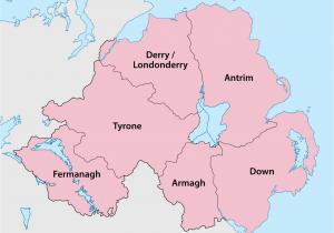 Map Of Lisburn northern Ireland Counties Of northern Ireland Wikipedia