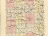 Map Of Logan County Ohio Secretmuseum