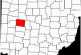 Map Of Logan County Ohio Logan County Ohio Wikipedia