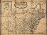 Map Of London Ohio 1775 to 1779 Pennsylvania Maps