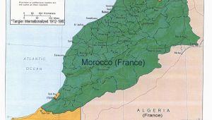 Map Of Macedonia Ohio Map Colonial Morocco Map Geopolitique A Poque Contemporaine
