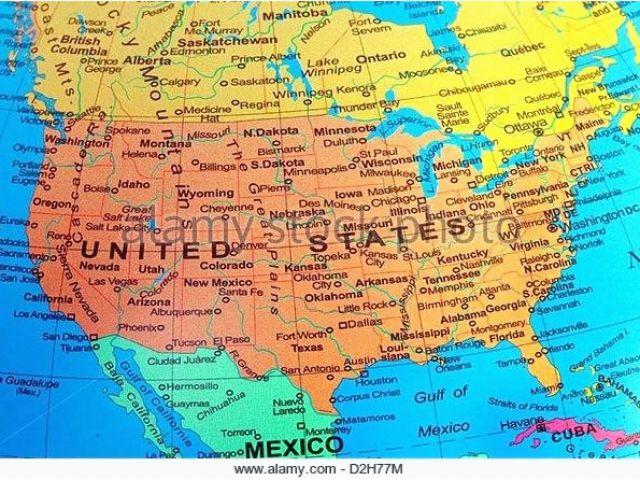 Map Of Major Cities In California 51 Map Of Major Cities In ...