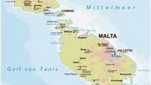Map Of Malta Italy 11 Best Malta Map Images Malta Map Malta island Location Map
