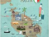 Map Of Malta Italy 28 Best Malta Map Images In 2016 Malta Map Antique Maps Old Maps