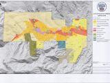 Map Of Manitou Springs Colorado City Of Manitou Springs Zoning Map