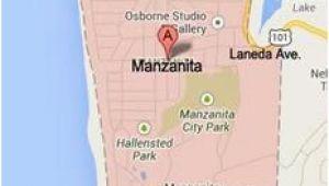 Map Of Manzanita oregon Image Result for Vintage Manzanita oregon tourist Map Vintage