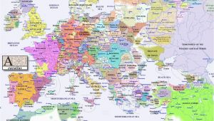 Map Of Medieval Europe 1300 Europe 1300 Interesting Maps Map Historical Maps