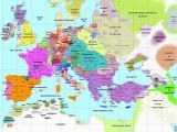 Map Of Medieval Europe 1300 European History Maps