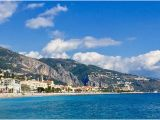 Map Of Menton France Blick Richtung Menton Vom Strand Aus Picture Of Best Western Plus