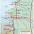 Map Of Michigan Beach towns West Michigan Guides West Michigan Map Lakeshore Region Ludington