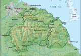Map Of Middle England north York Moors Wikipedia