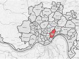 Map Of Milford Ohio Walnut Hills Cincinnati Revolvy