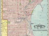 Map Of Milwaukie oregon 21 Best Vintage Milwaukee Maps Images In 2019 Milwaukee Map Maps