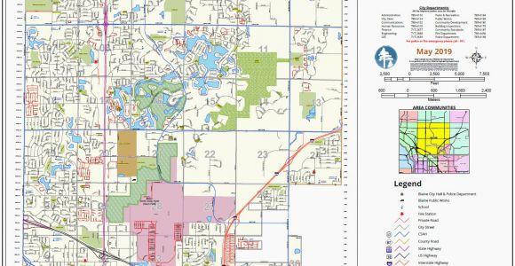 Map Of Minnesota Deer Hunting Zones Blaine Minnesota Map Secretmuseum