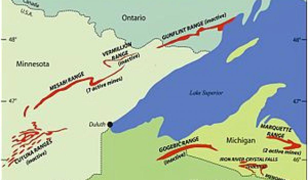 Map Of Minnesota Lakes Iron Range Wikipedia – secretmuseum