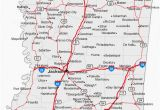 Map Of Mississippi and Alabama with Cities Map Of Alabama with Cities and Counties Map Of Mississippi