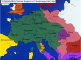Map Of Modern Day Europe 24 Empire Of Charlemagne Franks the Charles Charles