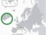 Map Of Monaco In Europe Monaco Wikipedia