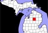 Map Of Monroe County Michigan Crawford County Michigan Wikipedia