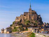 Map Of Mont St Michel France Mont Saint Michel tourism Guide
