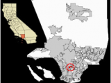 Map Of Montebello California Willowbrook California Wikipedia