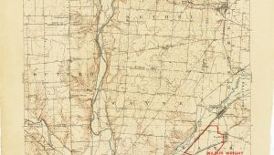 Map Of Montgomery County Ohio Ohio Historical topographic Maps Perry Castaa Eda Map Collection