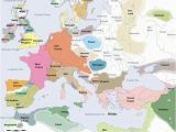 Map Of Napoleonic Europe 1812 Pin On Maps