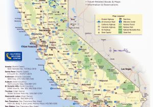 Map Of National Parks In California California State Map Map Of National Parks In