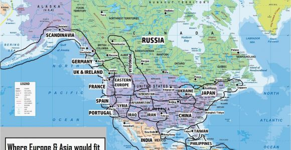 Map Of Ne Usa and Canada California Landform Map north America Map Stock Us Canada