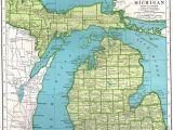 Map Of New Buffalo Michigan Details About 1940 Antique Buffalo Map Vintage Map Of Buffalo New