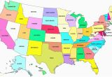 Map Of New England States and Capitals Labeled Map Of the United States Us and Capitals New America with