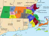 Map Of New England States with Cities 14 Problems that Massholes Have to Face once they Move
