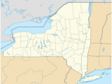 Map Of New York State and Canada New York City Wikipedia