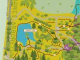 Map Of Newark Ohio Maps Of Our Grounds the Dawes Arboretum In Newark Ohio