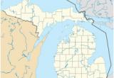 Map Of Newberry Michigan Kincheloe Air force Base Wikipedia